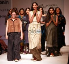 Designer Pallavi Mohan Not So Serious Collection At AIFW 2016