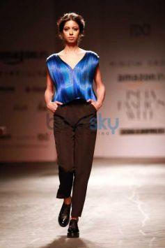Designer Rimzim Dadu Collection At AIFW 2016