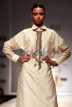 Mine Of Design By Sahai Ambar Pariddi At AIFW 2016