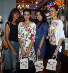 Neha Dhupia Limited Edition Initiative With Teach For India