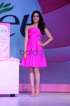 Shraddha Kapoor Promotes Veet Hair Removal Cream