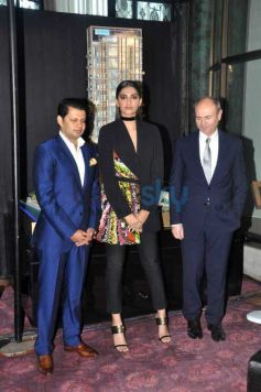Sonam Kapoor At The Launch Of ABIL And Versace Project In Mumbai