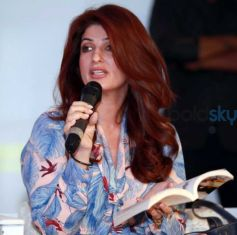 Twinkle Khanna At Spring Fever 2016