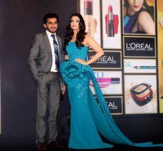Aishwarya Rai Bachchan Launches L'Oreal Paris Cannes 2016 Collection