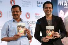Arvind Kejriwal Launches Emraan Hashmi's The Kiss Of Life