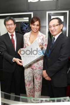 Bipasha Basu At Launch Of SEIKO Watch