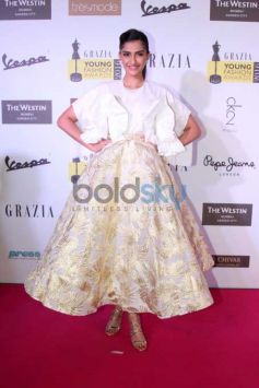 Celebs At Grazia Young Fashion Awards