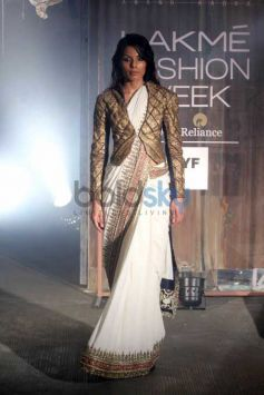 Designer Anand Kabra Show At LFW Day 1