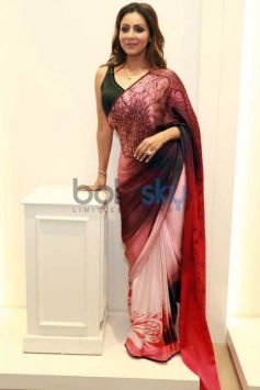 Gauri Khan Launches Her Cocktail And Dreams Saree Collections