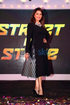 Madhuri Dixit Graces The Launch Of 'So You Think You Can Dance'
