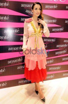Malaika Arora Khan At Launch Of Amante Store