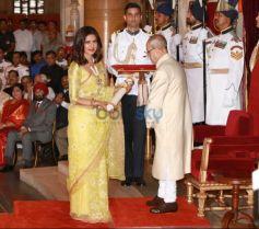Priyanka Chopra, Rajinikanth, Sania Mirza And Kumar Sanu Conferred With Padma Awards
