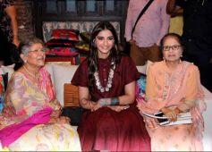 Sonam Kapoor Attend Gateway School Art Show