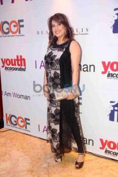 Sonam Kapoor Receives The 'I Am Woman' Award