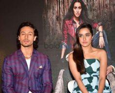 Tiger Shroff And Shraddha Kapoor At Baaghi Song Launch