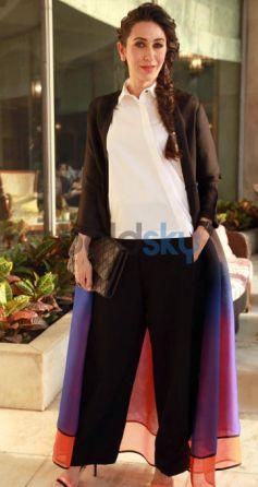 Karishma Kapoor At Opening Of Western Basics Kids Wear Store