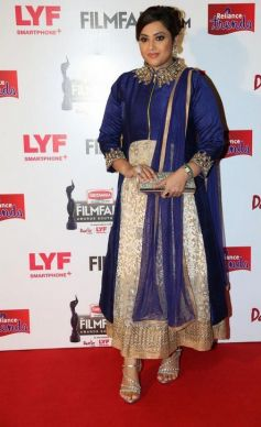 63rd Britannia Filmfare Awards South Event