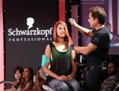 Aditi Rao Hydari At Schwarzkopf Professional The Essential Looks Spring Summer 2016