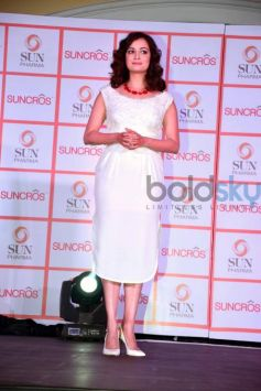 Dia Mirza Launches Sunscreen Brand Suncros