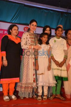 Kareena Kapoor At UNICEF Event In Lucknow