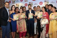 Virat Kohli At Launch Of Cookbook Comfort Food
