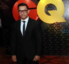 Aamir Khan And Mandira Bedi At Announcement Of GQ 50 Most Influential Young Indians