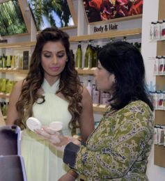 Bipasha Basu Launches Korean Naturalism Beauty Brand Innisfree