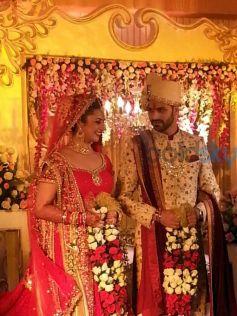 Divyanka Tripathi Weds Vivek Dhaiya In Bhopal