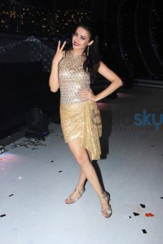 Meet Of Jhalak Dikhhla Jaa At Filmcity
