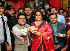 Vidya Balan At Inaugration Of SENCO Store