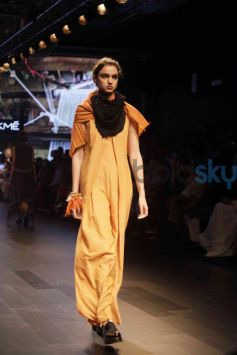 Aagoor Show At Lakme Fashion Week 2016