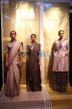 Anavila Show At Lakme Fashion Week 2016