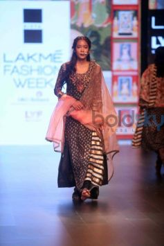 Divya Sheth Show At Lakme Fashion Week Winter Festive 2016