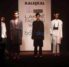 Kaleekal Show At Lakme Fashion Week 2016