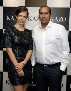 Kalki Koechlin At Unveiling Of KAZO