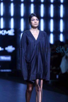 Kalol Dutta Show At Lakme Fashion Week 2016