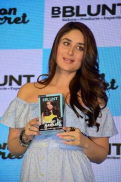 Kareena Kapoor Khan Unveils The New B'Blunt Range