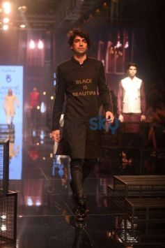 Kunal Rawal Show At Lakme Fashion Week Winter Festive 2016