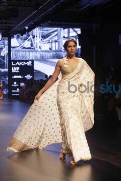 Naturally Anuradha Show At Lakme Fashion Week 2016