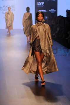 Pella Show At Lakme Fashion Week 2016