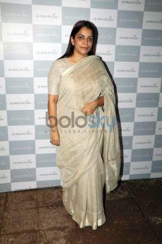 Sonam Kapoor, Swara Bhaskar, Tisca Chopra & Others At Anavila Misra's Store Launch