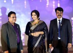 Vidya Balan And Sarah Jane Dias Attend GJF Fashion Night