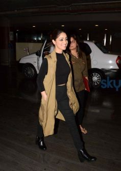 Airport Style: Catch The Latest Travel Looks Of Bollywood Stars