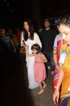 Aishwarya Rai In White Maxi