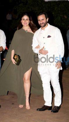 Catch The Lookbooks Of Kareena Kapoor At Reema Jain's Birthday