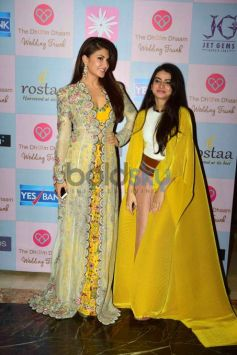 Jacqueline Fernandez, Karisma Kapoor, Pooja Hegde Grace The Dhoom Dhaam Wedding Trunk Exhibition