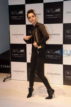Kangna Ranaut & Malaika Arora Khan Grace Chandon Party Starter Launch