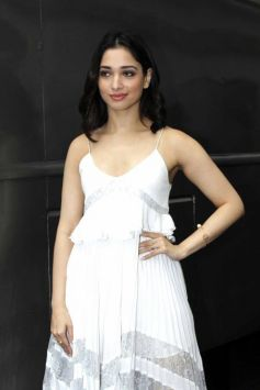 Latest LookBook: Tamannaah Bhatia Rocking White Separates