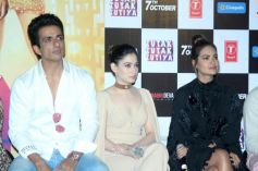 Prabhu Deva, Sonu Sood, Tamannaah And Esha Gupta At Tutak Tutak Tutiya Launch