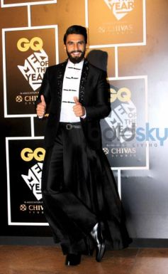 Ranveer Singh's Style Is Always Offbeat